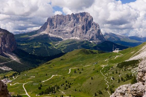 Сассолунго (Sassolungo), 3181 м